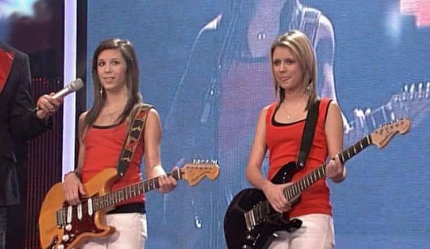 Sarah und Claudia keine Starqualitäten beim Supertalent 2009