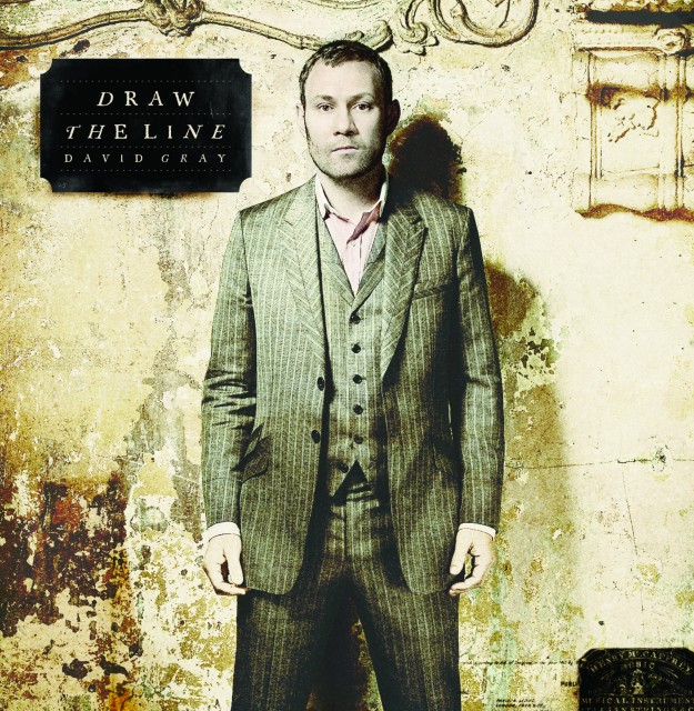 David Gray Album Cover