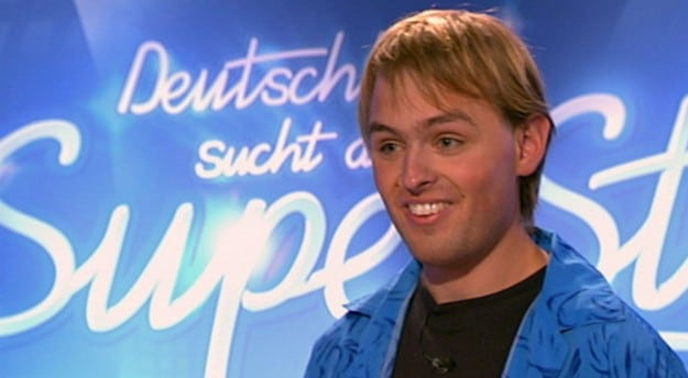 Christian Brauner (22) aus Dessau.