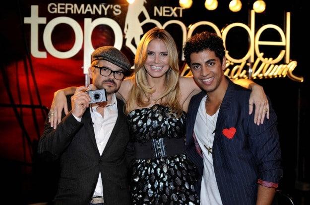 Germany's next Topmodel 2010 Casting Köln