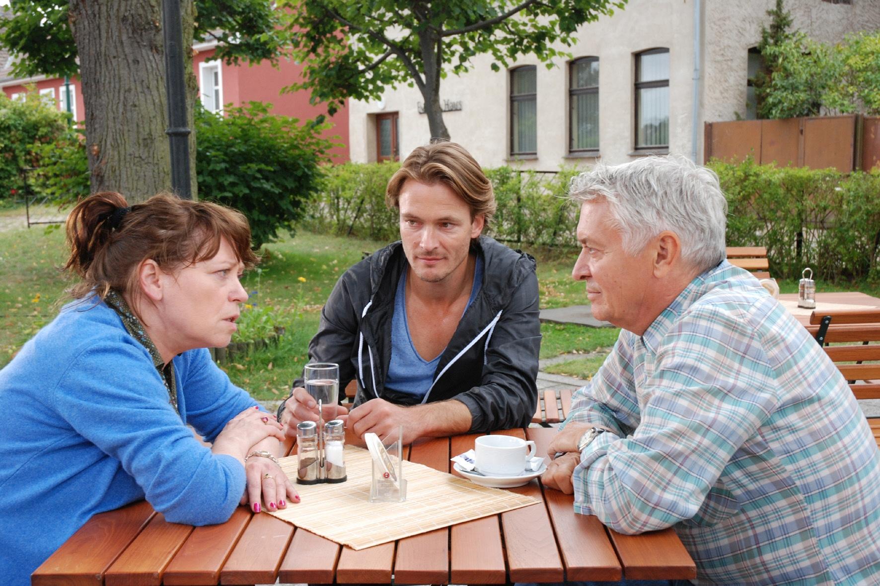 Marie Gruber, Henry HŸübchen, Andreas Pietschmann