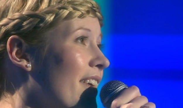 Kerstin Freking bei Unser Star für Oslo