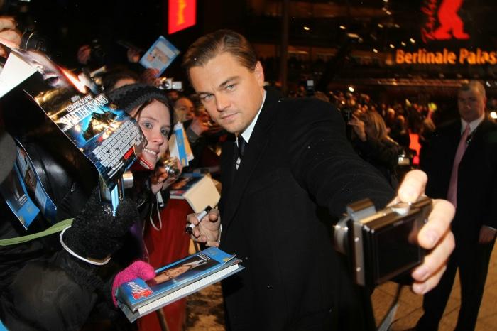 """Leonardo DiCaprio bei der Weltpremiere von """"Shutter Island"""" in Berlin"""