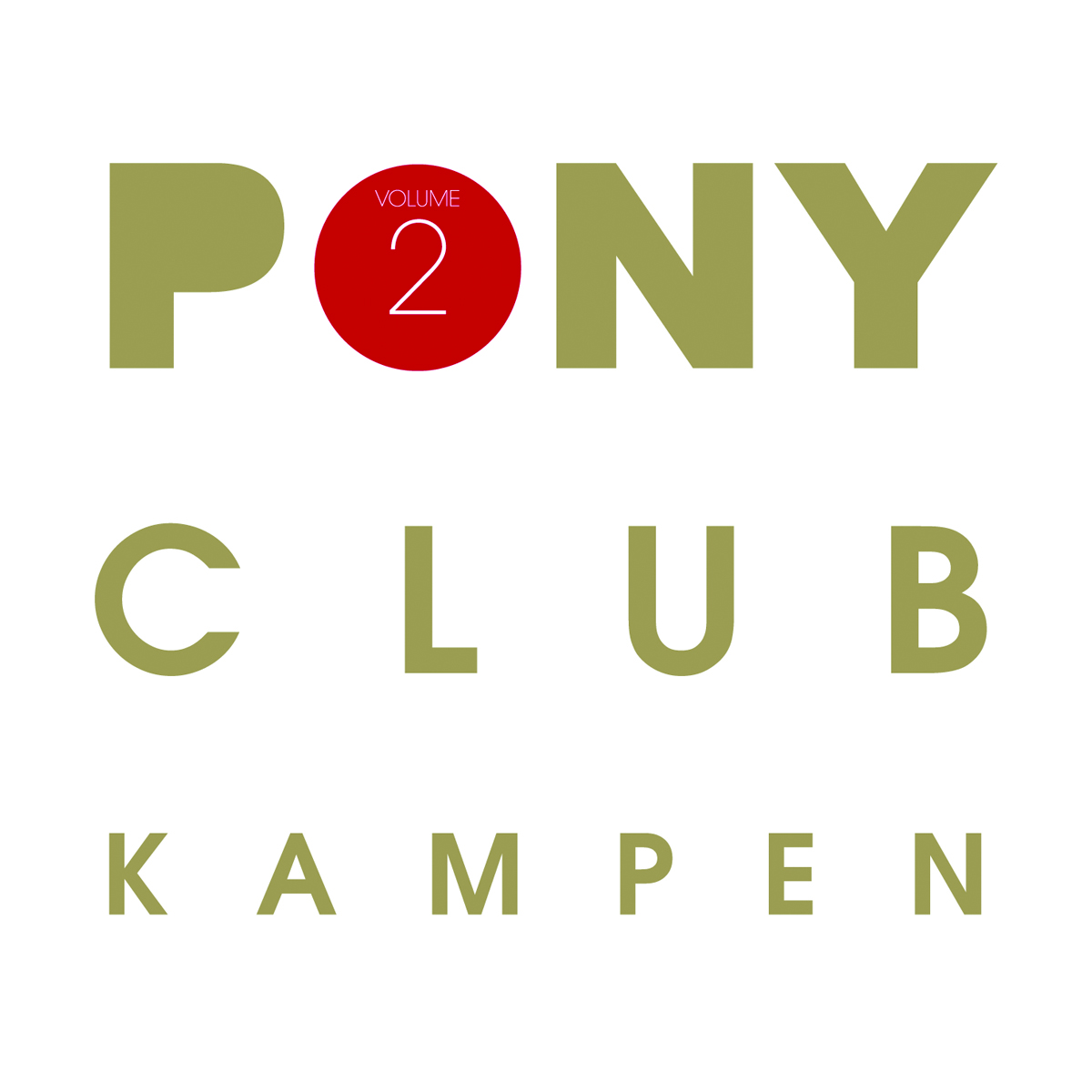 Cover Pony Club Kampen Vol. 2