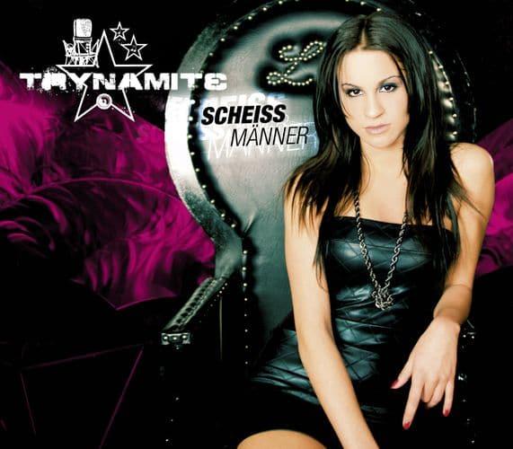 Single Cover Scheiss Männer Trynamite