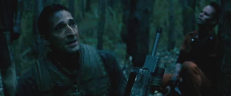 Adrien Brody in Predators, Szenenbild