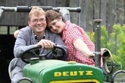 Bauer sucht Frau - Willi und Karola