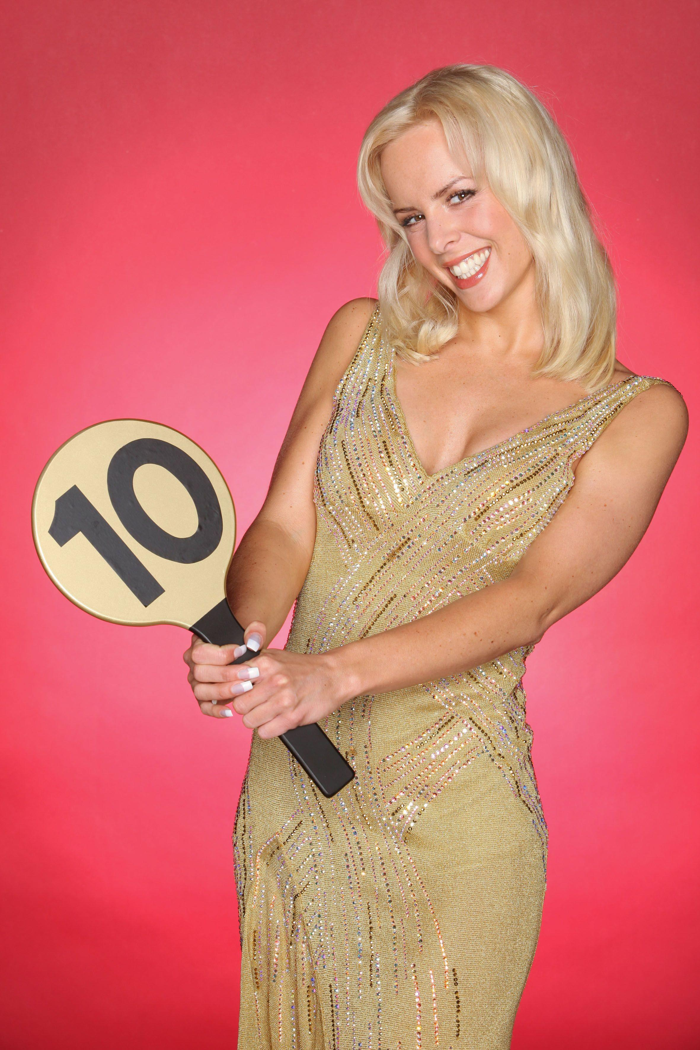 Lets Dance: Isabelle Edvardsson nackt im Playboy - LooMee TV