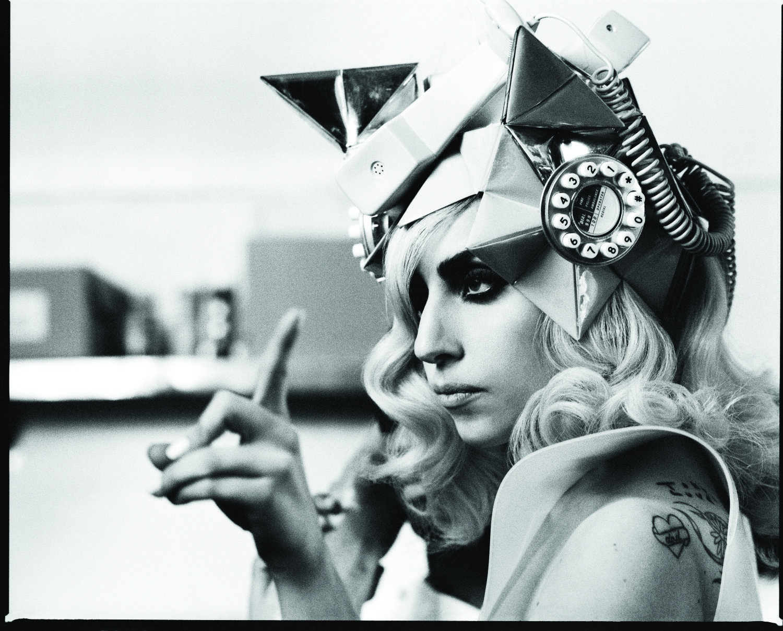 Lady Gaga Pressebild