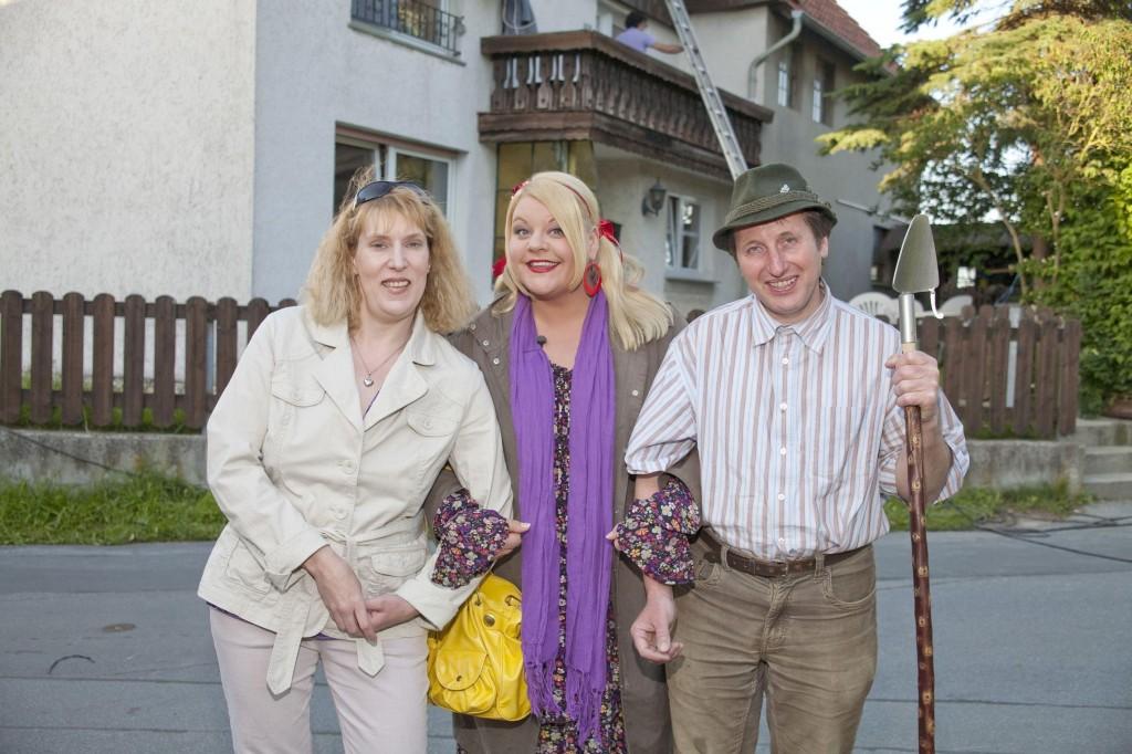 Tine Wittler räumt bei Schäfer Heinrich auf - Einsatz in vier Wänden - TV News