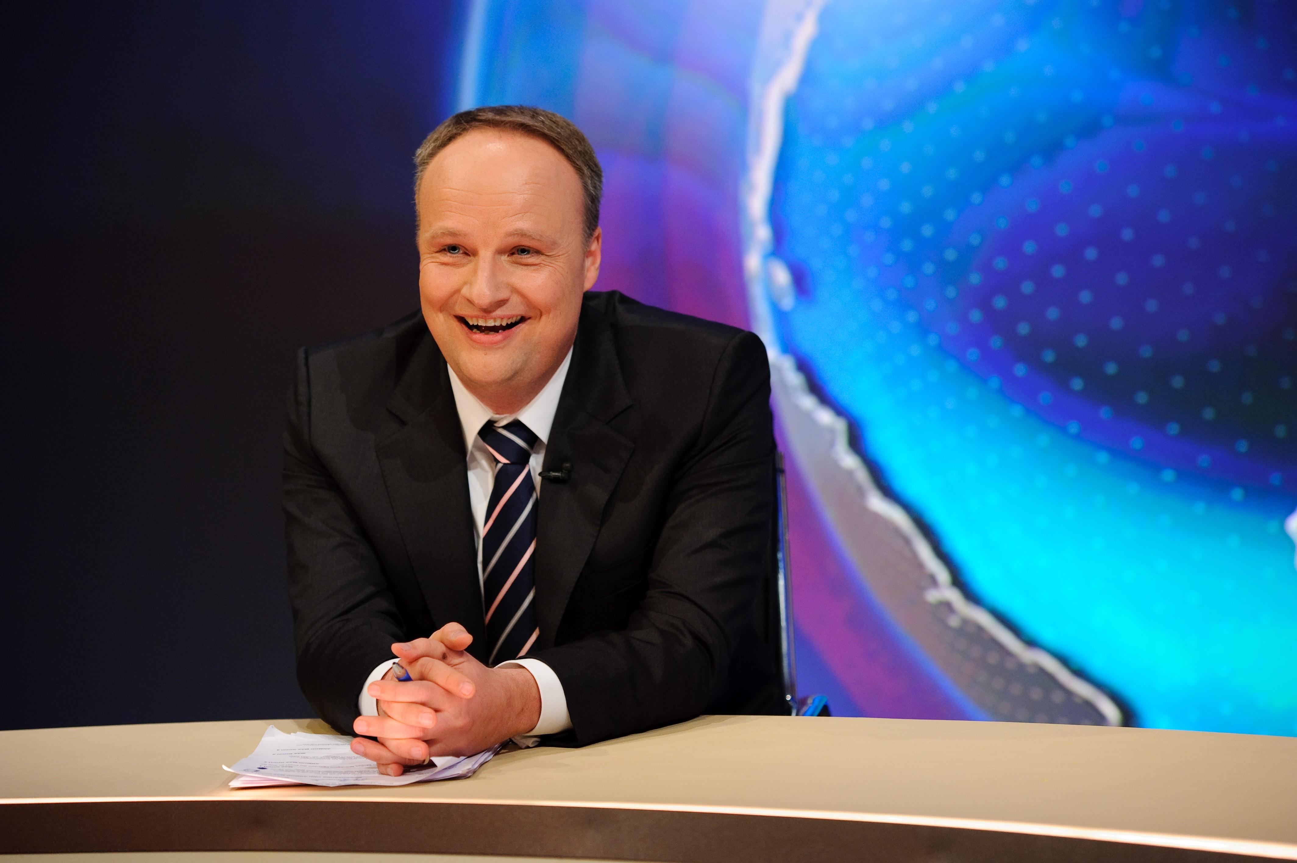 Oliver Welke in der heute-Show