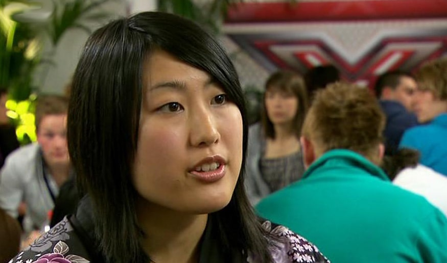 natsumi tanaka bei x factor 2010