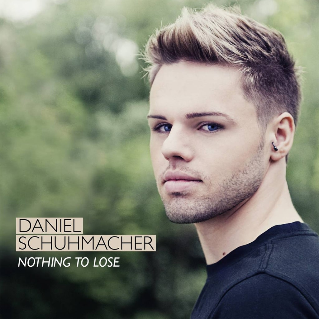 Daniel Schuhmacher Cover - Album - Nothing to Lose