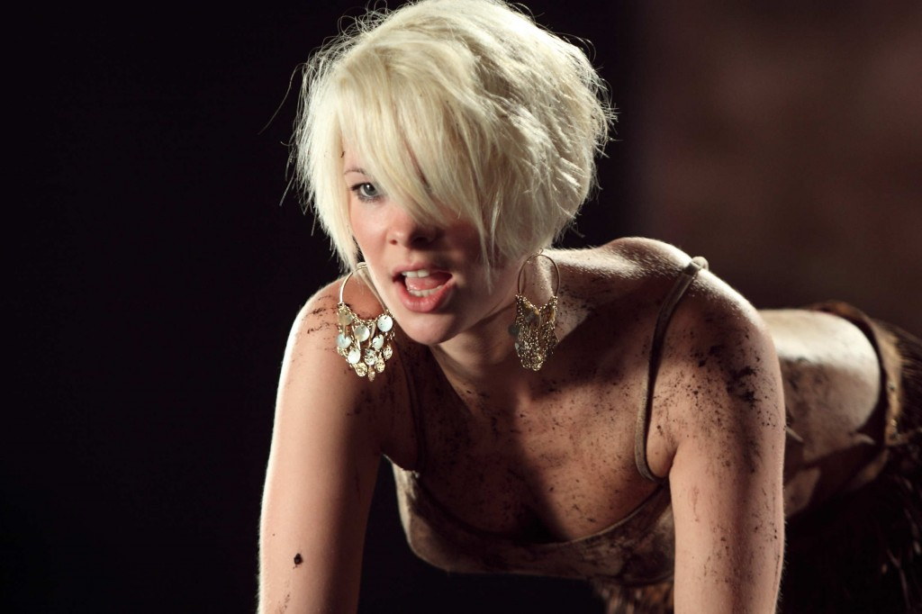 Katrin mit neuem Look bei Popstars 2010