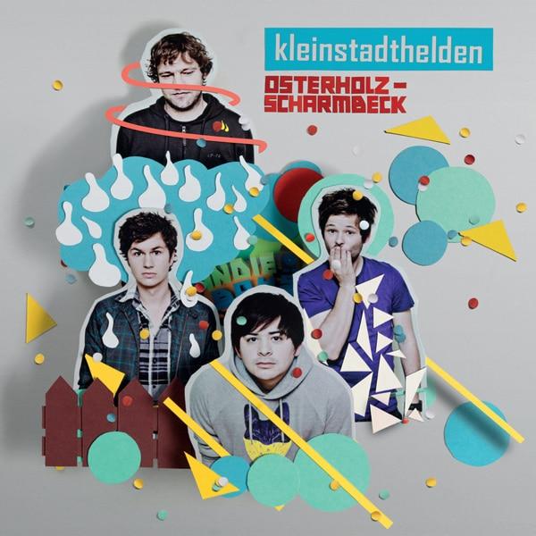 Kleinstadthelden - Cover - Album - Osterholz Scharmbeck