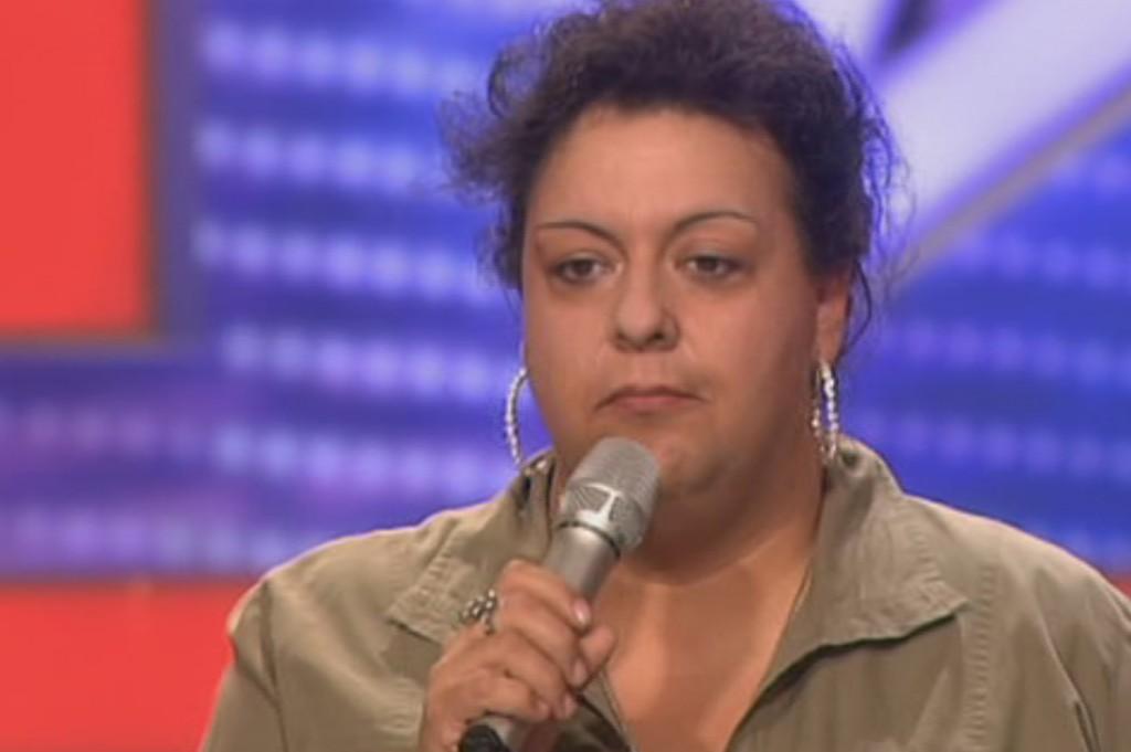 Tanja Grünewald begeisterte beim Casting zum Supertalent 2010
