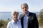 Walter Sittler und Nicole Heester in Der Kommissar und das Meer