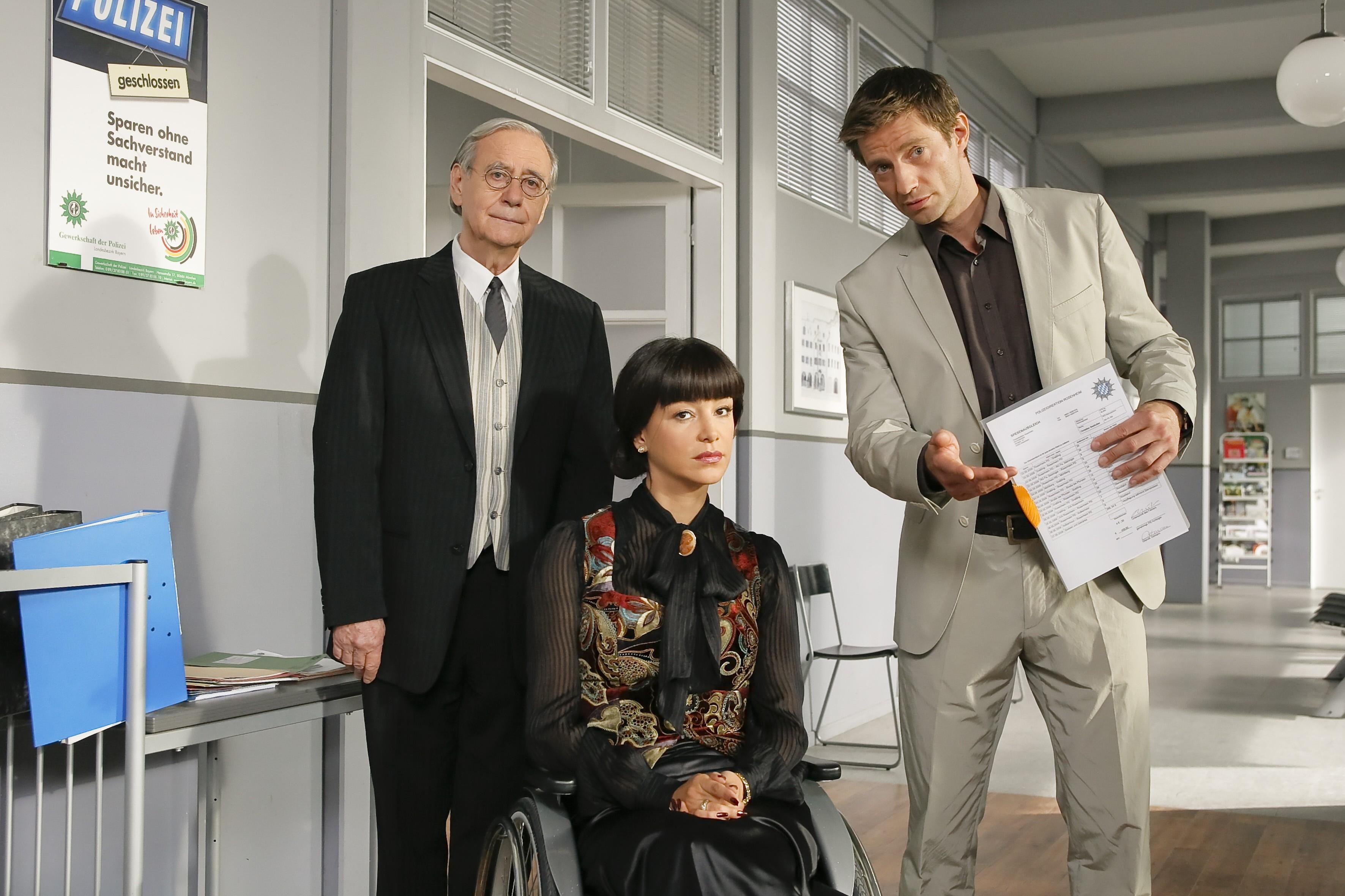 Wilfried Klaus, Verona Pooth und Igor Jeftic