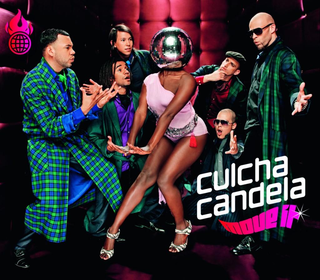 Culcha Candela - Move It Single Cover