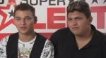 Robert Fröhlich und Sinan Aydin beim Casting zu Das Supertalent 2010