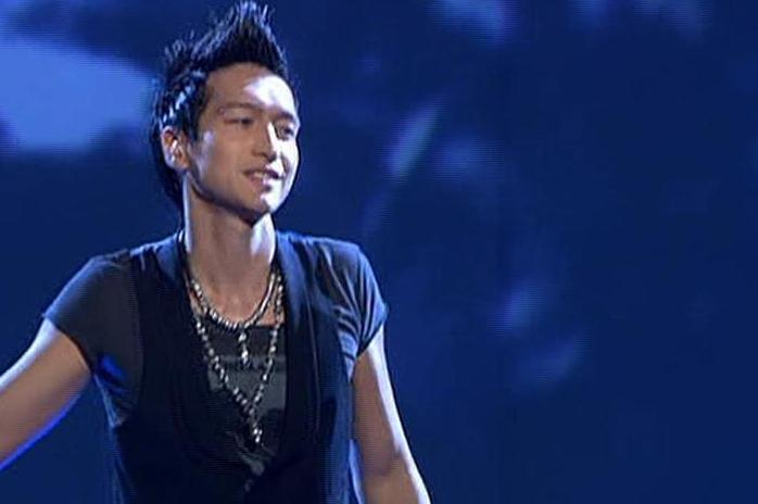 Anthony Thet liefert keine Steigerung bei X Factor 2010