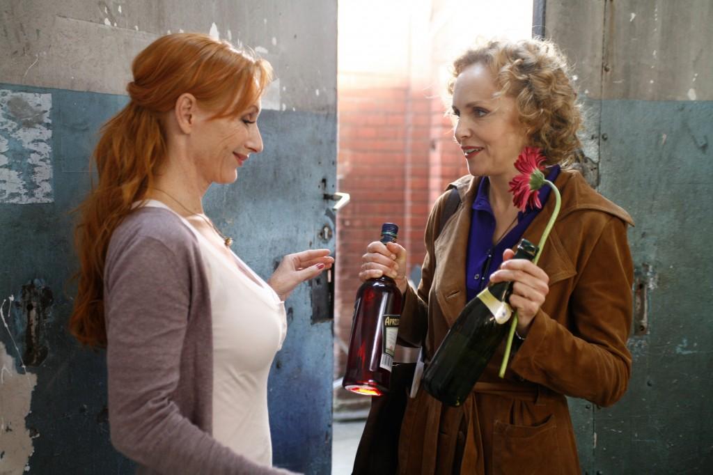 Andrea Sawatzki und Juliane Koehler in Bella Vita