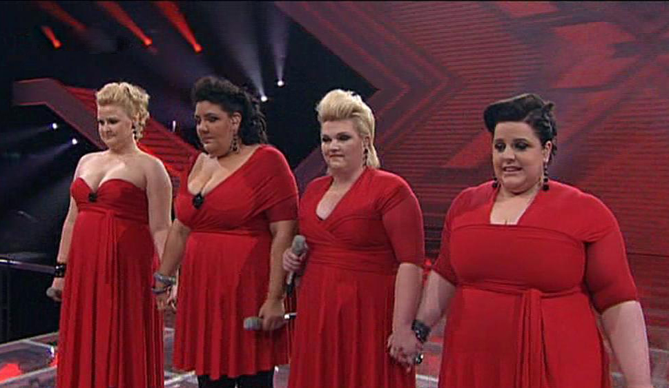 big soul vierte liveshow x factor 2010