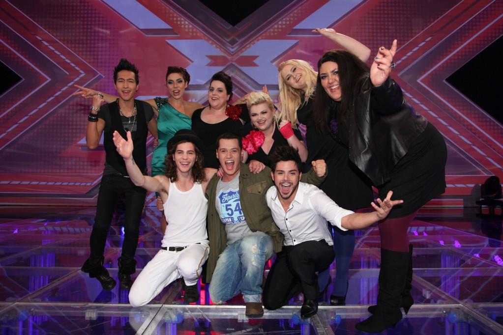Diese sechs Acts sind in der nächsten Sendung am 12. Oktober 2010 wieder dabei!