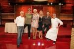 Dieter Moor, Mickie Krause, Verena Kerth, Nadine Krüger, Fady Maalouf und Ralf Zacherl