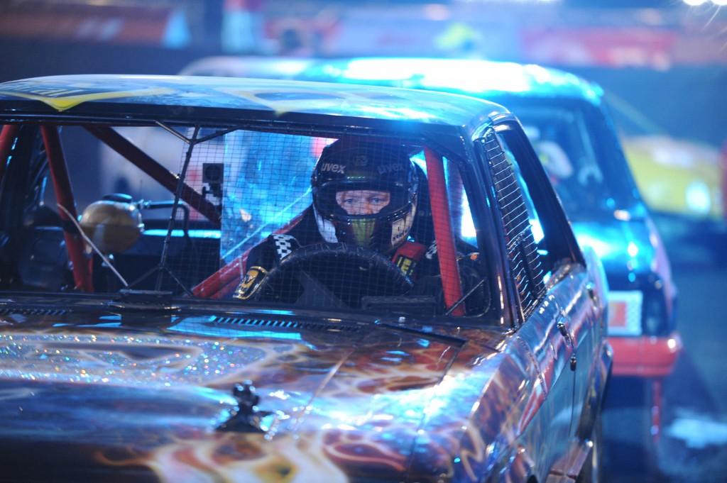 TV total Stock Car Crash Challenge 2010