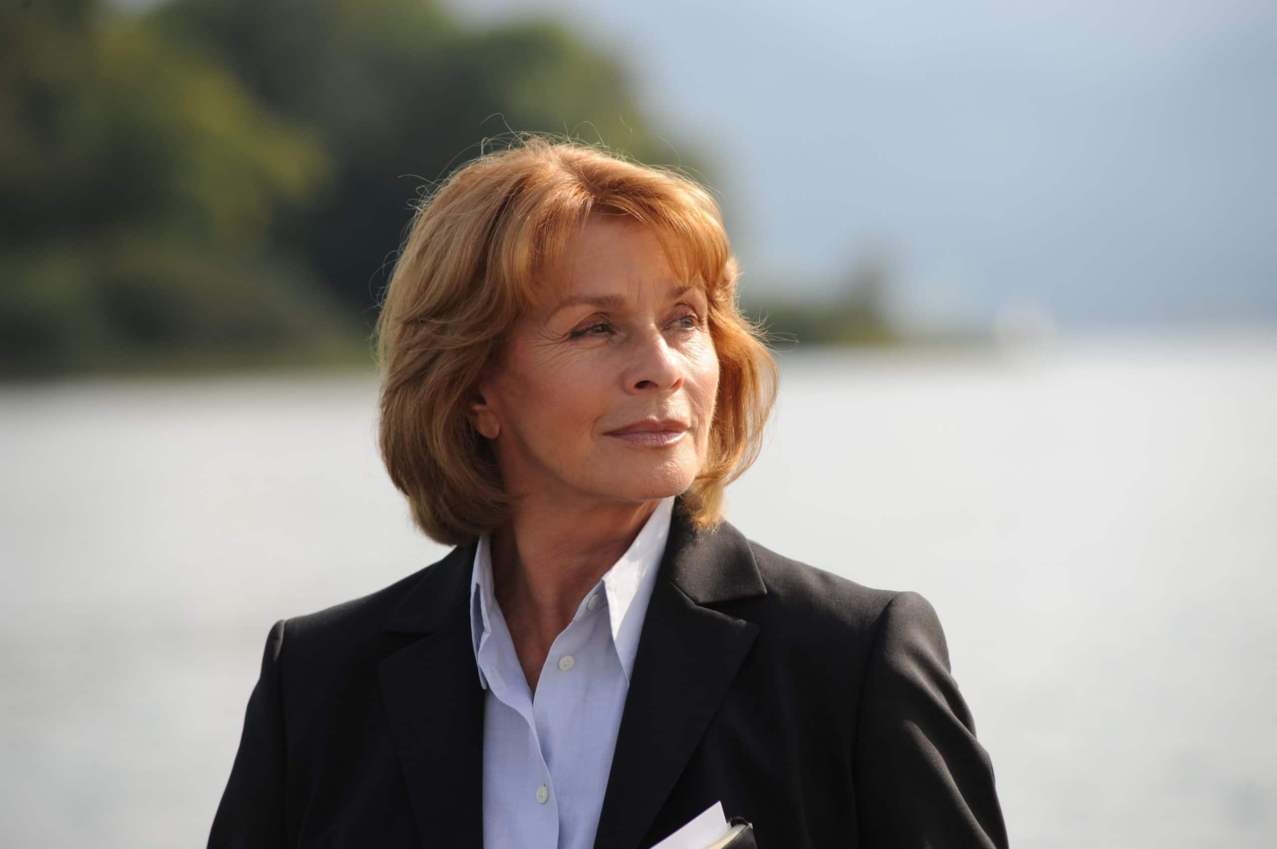 Senta Berger in Unter Verdacht