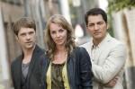 Simone Hanselmann, Matthias Schloo und Bülent Sharif in Traum aus Schokolade