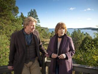 Rolf Lassgard und Hannelore Hoger in Bella Block