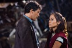 Jennifer Lopez und Antonie Banderas in Bodertown