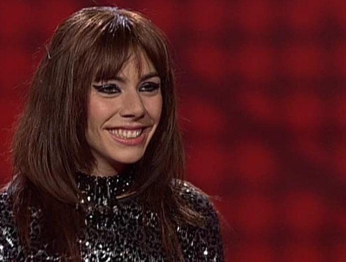 Edita machte sich im Halbfinale zur Diva
