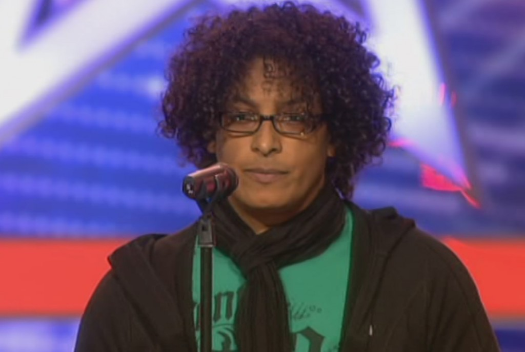 Ruddy Estevez Carabello beim Supertalent Casting 2010