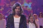 Mati Gavriel schwebt auf die X Factor Bühne
