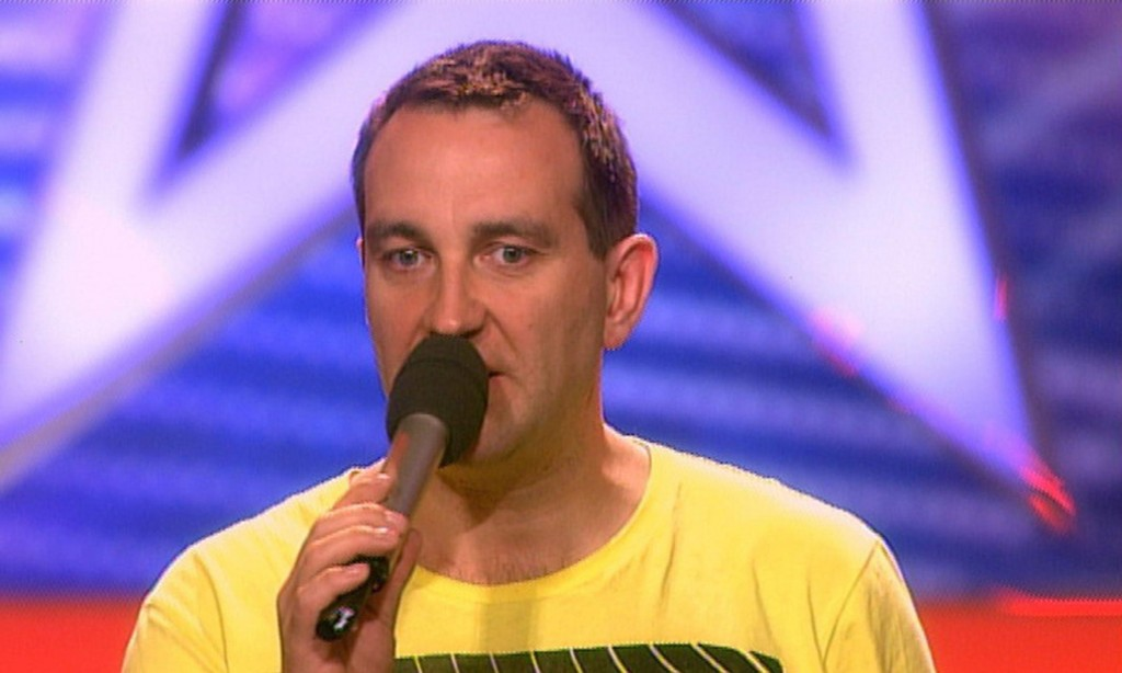 Peter Wehrmann der Beatboxer