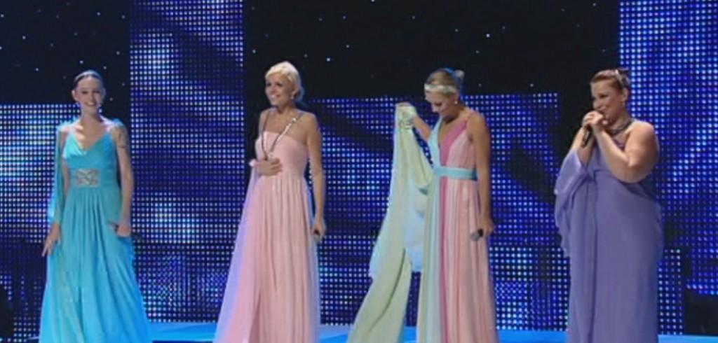 Entscheidung bei Popstars 2010 Girls Forever