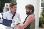 Robert Downey Jr. und Zach Galifianakis in Stichtag