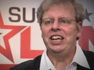Dr. Welf Haeger beim Casting zu Das Supertalent 2010