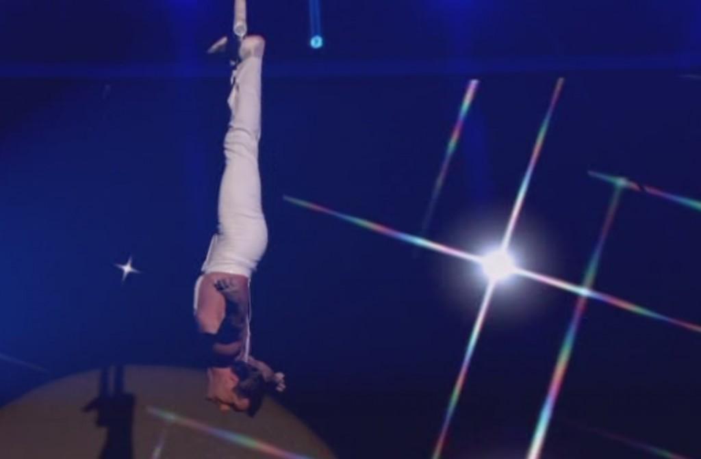 Anthony Wandruschka im Halbfinale vom Supertalent 2010