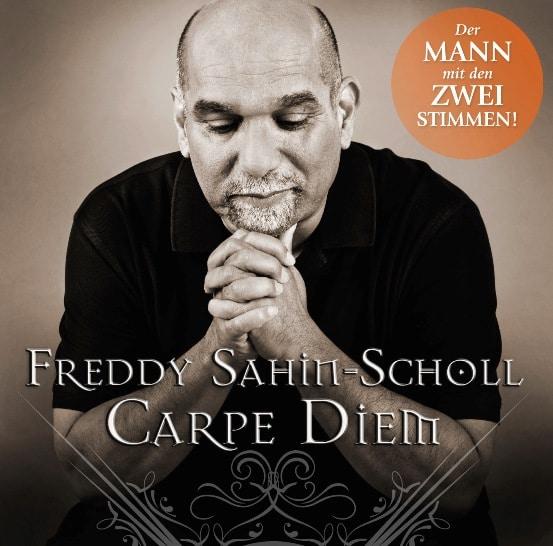 Freddy Sahin-Scholl Carpe Diem Cover