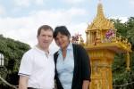 Bauer sucht Frau - Die Hochzeitsreise von Josef und Narumol