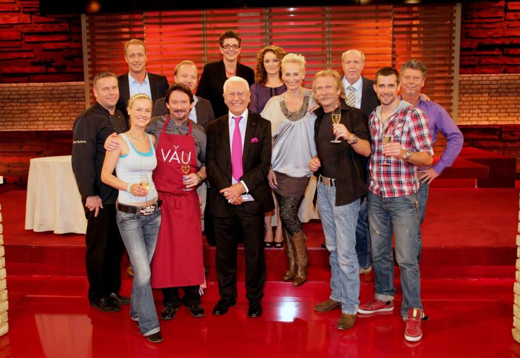 Holger Zurbrüggen, Florian König, Hendrik Thoma, Katja Burghardt, Ina Menzer, Bärbel Schäfer