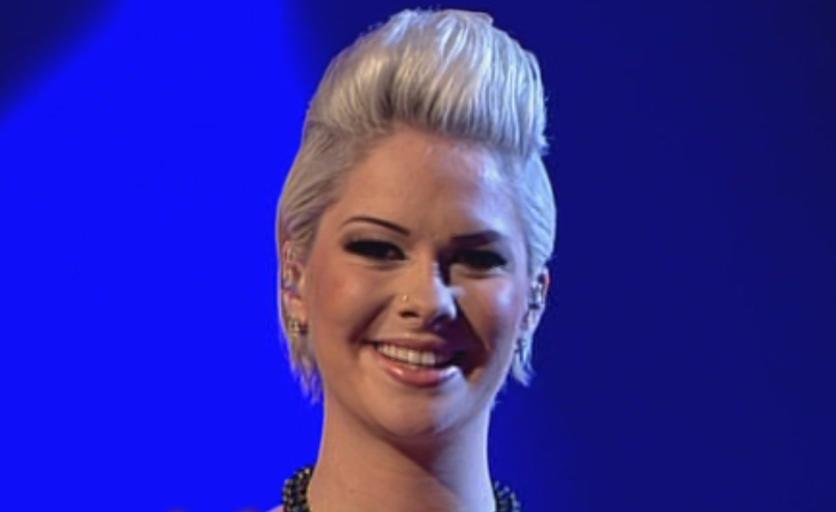 Katrin im Halbfinale von Popstars 2010