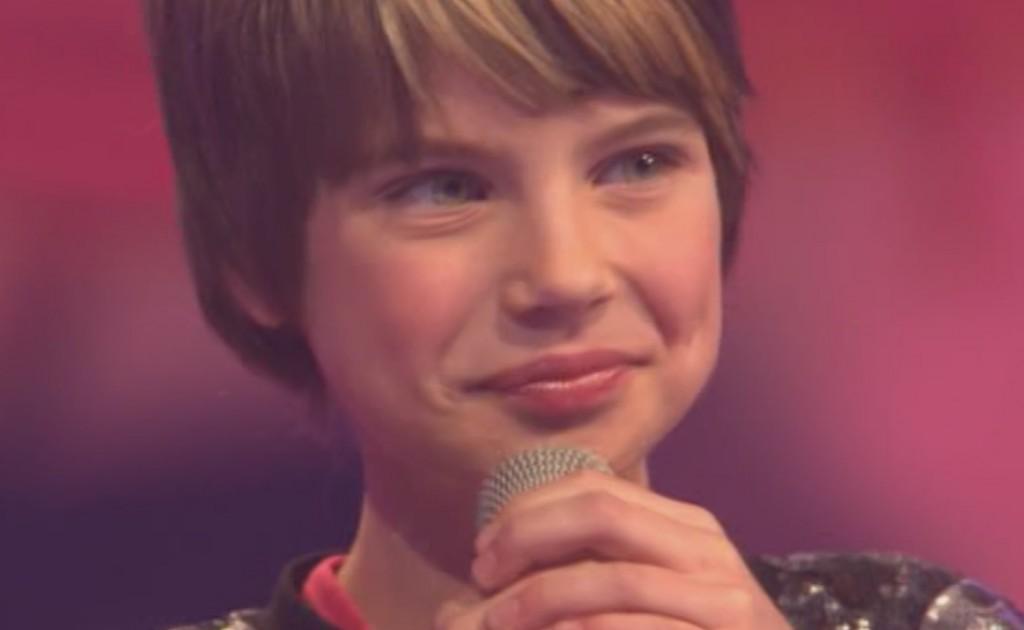 Laura Rieger beim Halbfinale vom Supertalent 2010