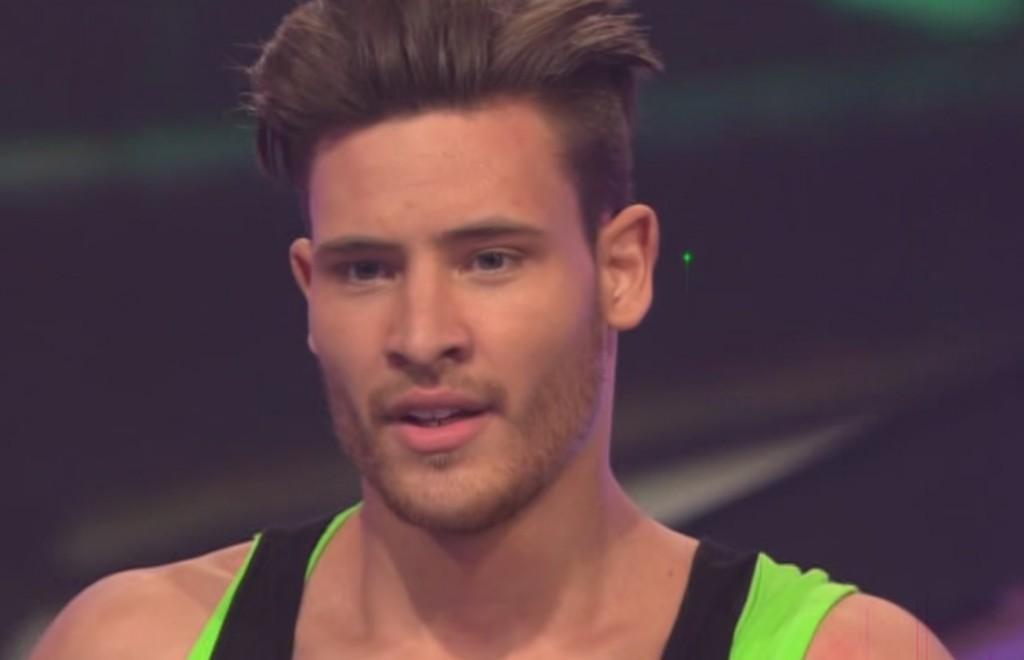 Marc Eggers im Halbfinale von Das Supertalent 2010