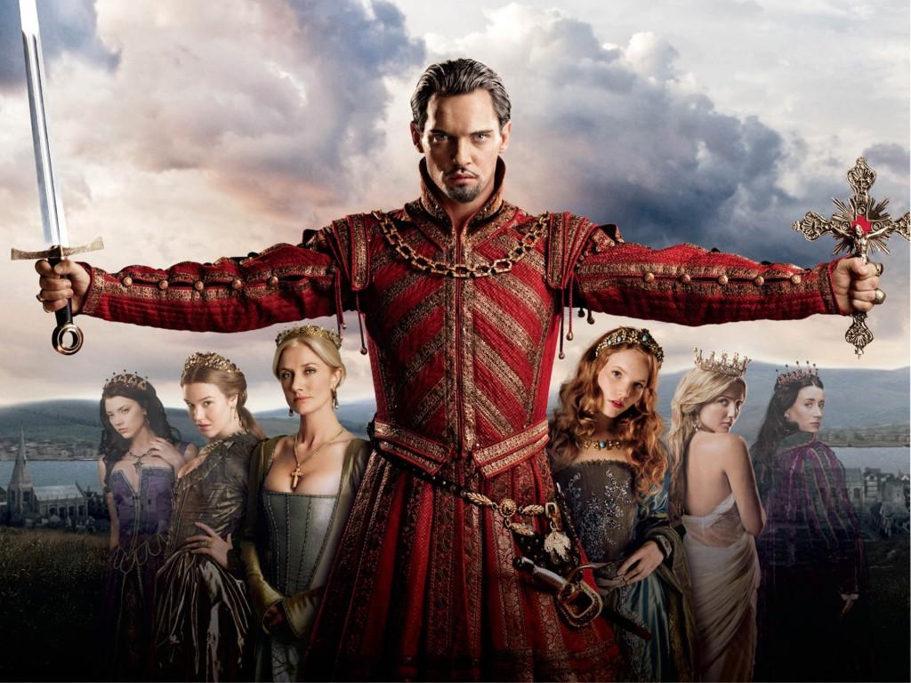 Jonathan Rhys Meyers in den Tudors