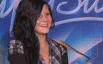 Denise Lorenz beim Casting zu DSDS 2011